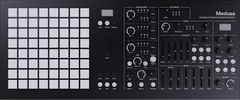 Polyend Medusa Black Analog and Wavetable Synthesizer with Sequencer  (Limited Edition) | Sweetwater