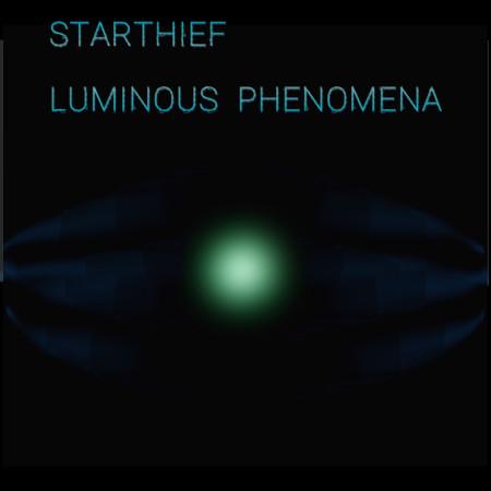album cover art for Luminous Phenomena